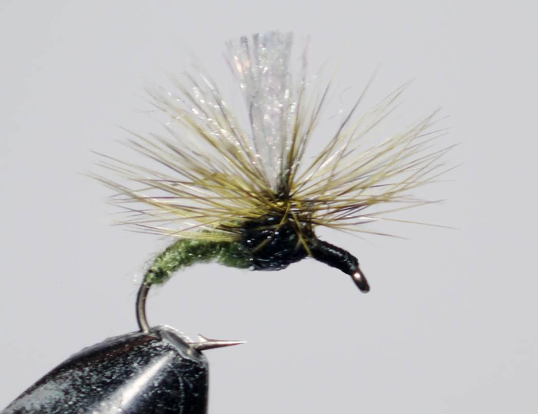 мухи для ловли плотвы