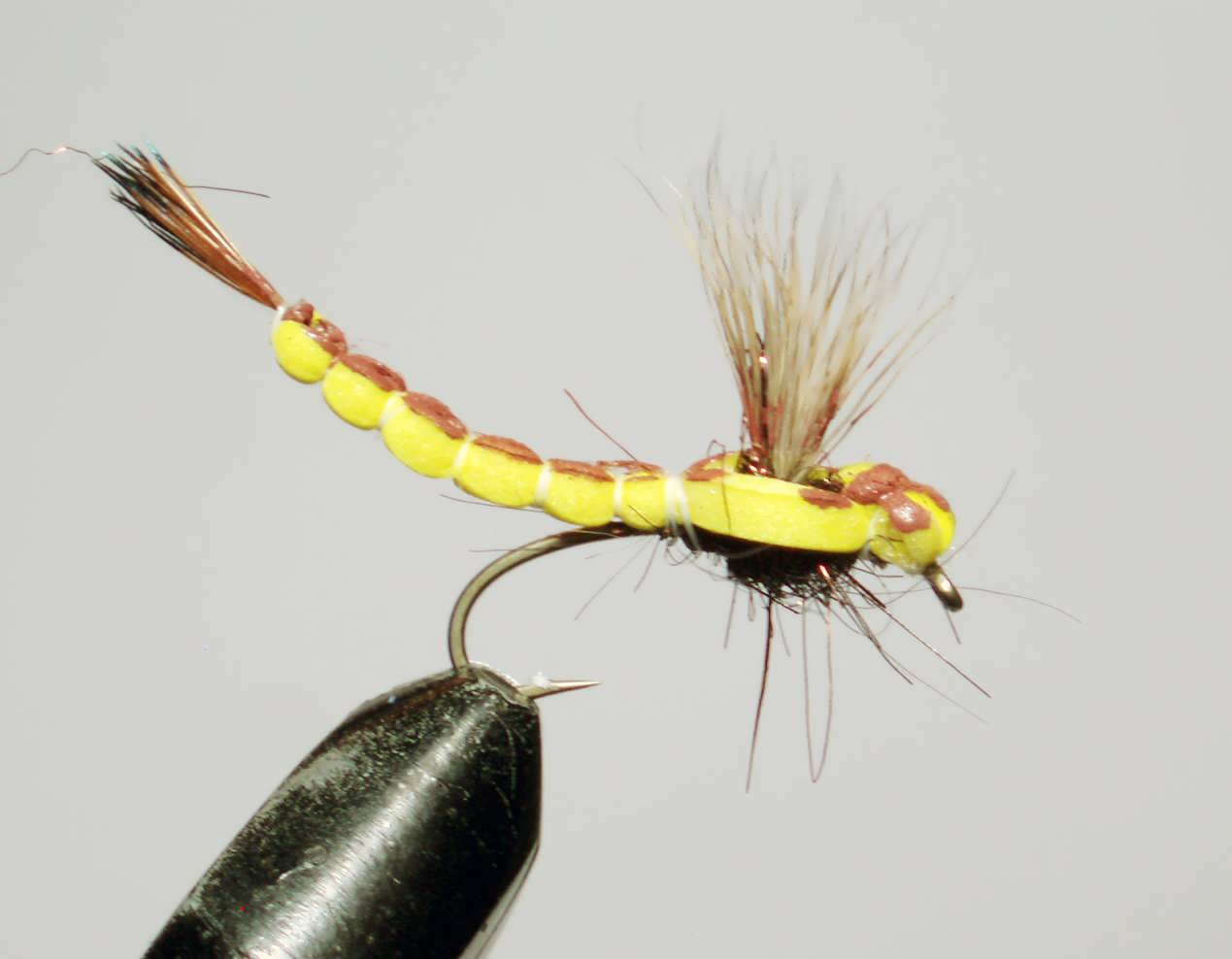Наживка для рыбалки нахлыстом