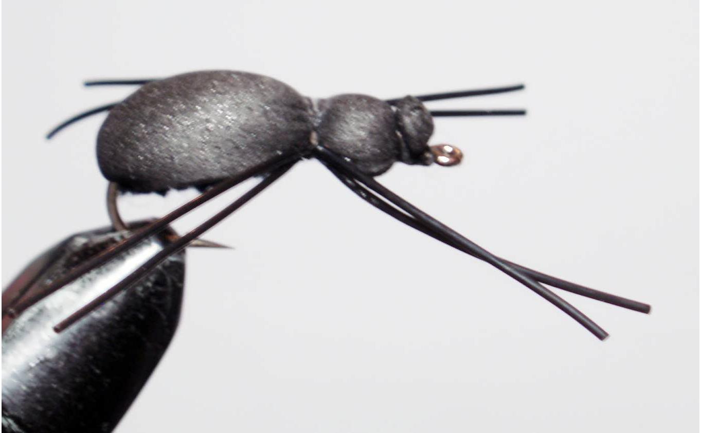 жуки для нахлыста