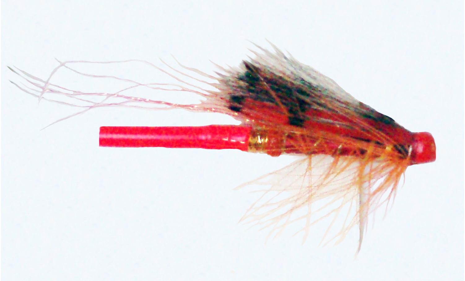 Мушки на трубках Рыбалка круглый год 47