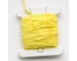 Бархатная синель   Yellow