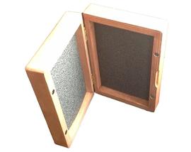 Коробка для мушек деревянная средняя
