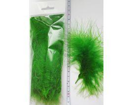 Перья марабу Green