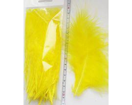 Перья марабу Yellow