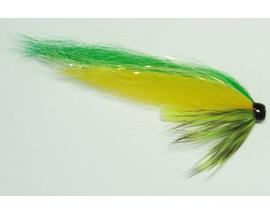 Лососевая мушка Yellow-Green