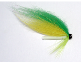 Лососевая мушка Yellow-Green Glow