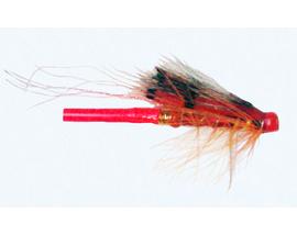 Лососевая мушка Ally`s Shrimp Orange