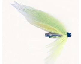 Лососевая мушка Yellow-Green Bullet