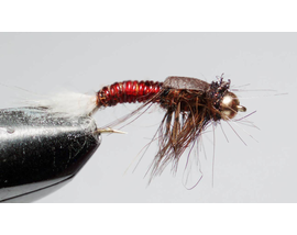 Нимфа Stonefly brown