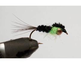 Нимфа Montana black-green