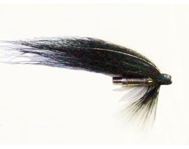 Лососевая мушка Black Bullet