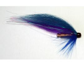 Лососевая мушка Violet-Blue Bullet
