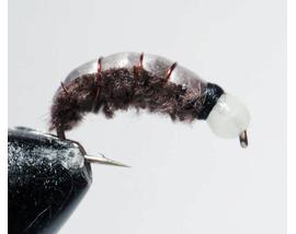 Бокоплав темно-коричневый модель 3
