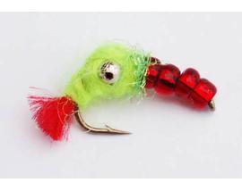 Бокоплав красно-зеленый модель 5