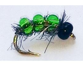 Бокоплав зеленый модель 8