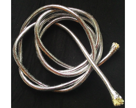 Шнур Mylar Tubing Silver 6mm