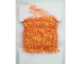 Textrime оранжевая кактусовая синель