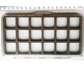 Коробка магнитная, 18 отделений
