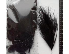 Перья марабу mini Black
