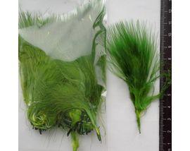 Перья марабу mini Green Highlander