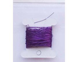 Проволока фиолетовая