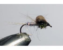 мушка CDC эмерджер серый