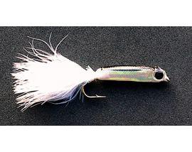 Стример Minnow Fish p-white