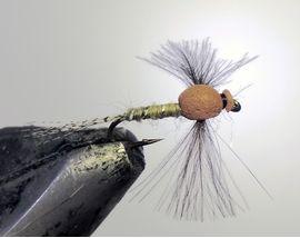 мушка Оливковая совка