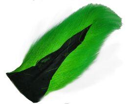 Bucktail зеленый флюор