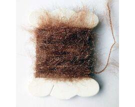 Polar chenille dark-brown