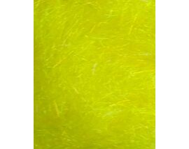 Ice dubbing yellow