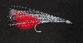 Стример Cristal Flach Fish silver