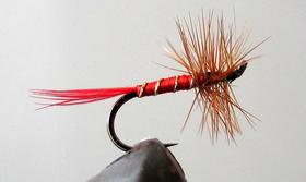 мушка Red Mosquito