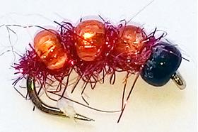Бокоплав оранжевый модель 8