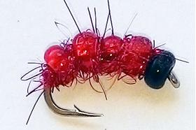 Бокоплав красный модель 8