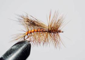 мушка Stimulator orange