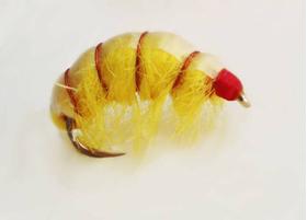Бокоплав желтый  модель 1