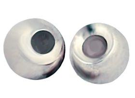 Латунные шарики, 4.0 мм Ag