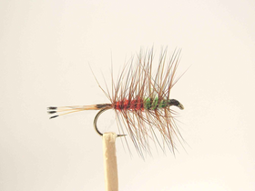 мушка Green-Red Palmer