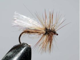 мушка Sedge brown