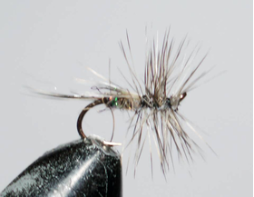 мушка Mosquito grey