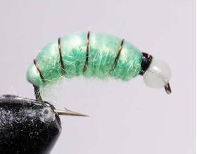 Бокоплав зеленый модель 3