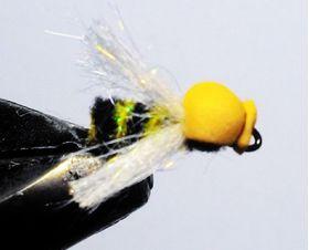 Пчела желтая