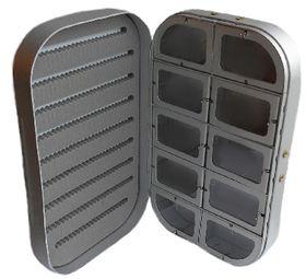 Коробка для мушек иемалл 15х9х4,5 cм