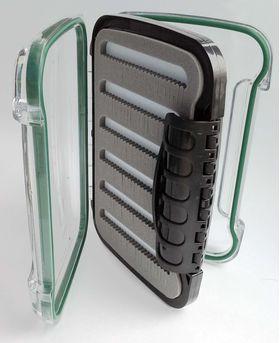 Коробка для мушек пластиковая 15х9х4,5 cм