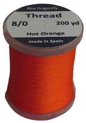 Нить монтажная оранжевая