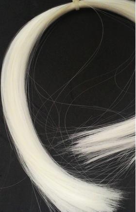 Super Hair Line White