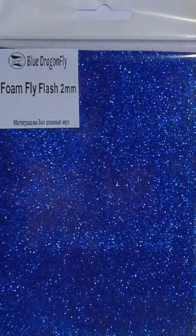 Пенка Foam Flash 2mm Blue