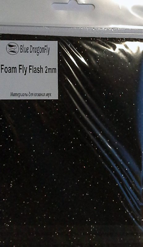 Пенка Foam Flash 2mm Black