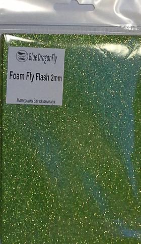 Пенка Foam Flash 2mm Green